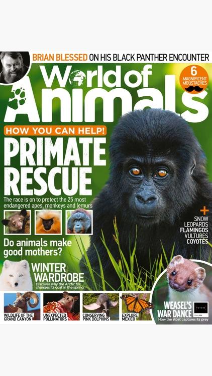 World of Animals Magazine