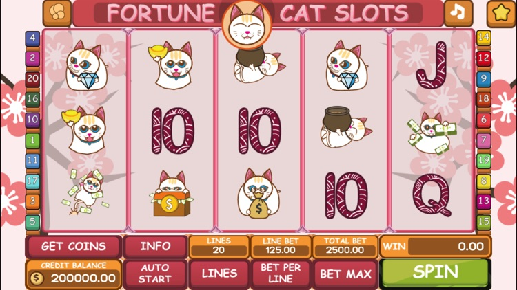 Fortune Cat MaoMao's Slots