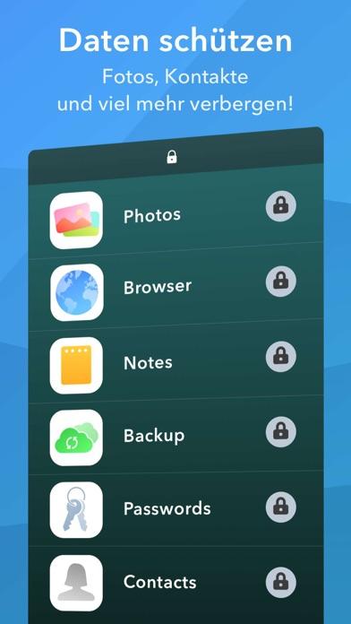 Screenshot for Secret Apps Locker in Austria App Store