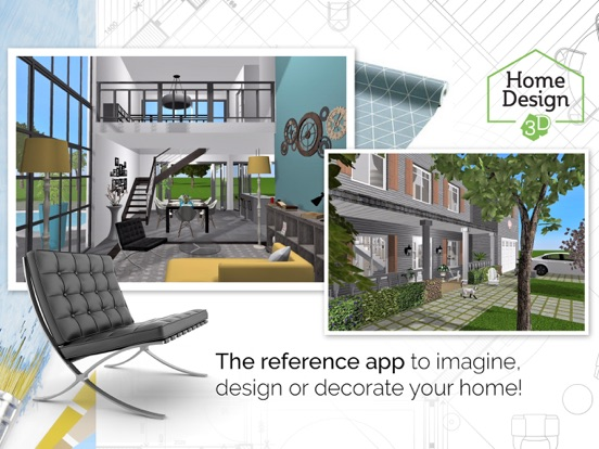 Home Design 3D - Free screenshot