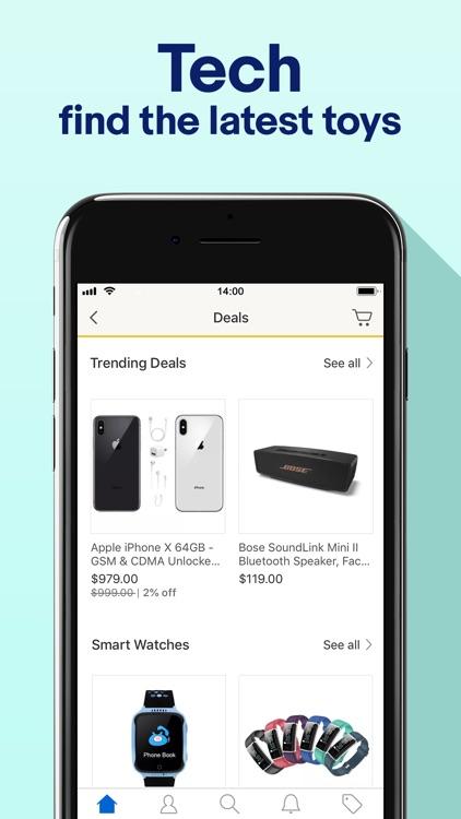 eBay: Buy, sell & save today screenshot-6
