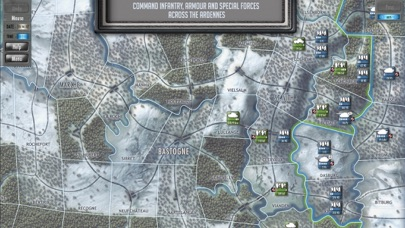 Screenshot #7 for Battle of the Bulge