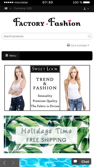 Factory Fashion screenshot two
