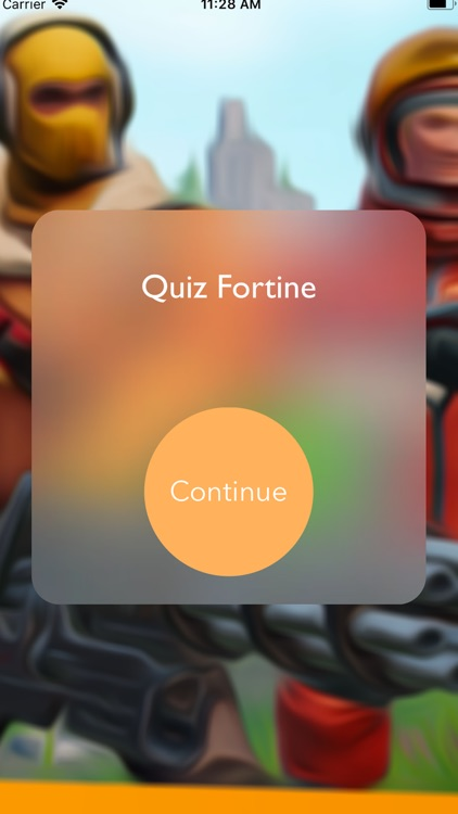 Quiz For Fortnite Vbucks screenshot-0