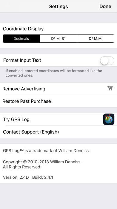 GB Grid Converter screenshot two