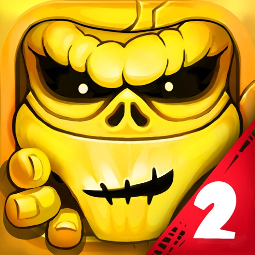 Zombie Run 2! Игры бегалки