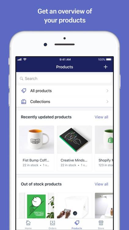 Shopify screenshot-5