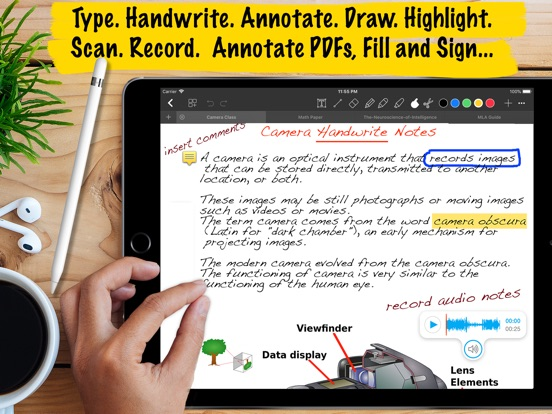 Notes Writer Pro - Sync &Share screenshot 7