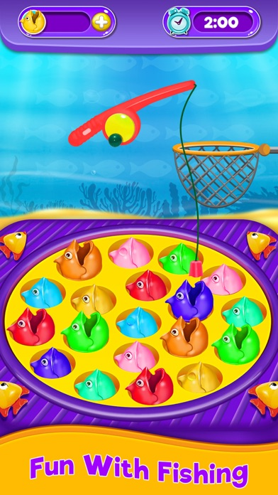 Fishing Toy Game screenshot 1