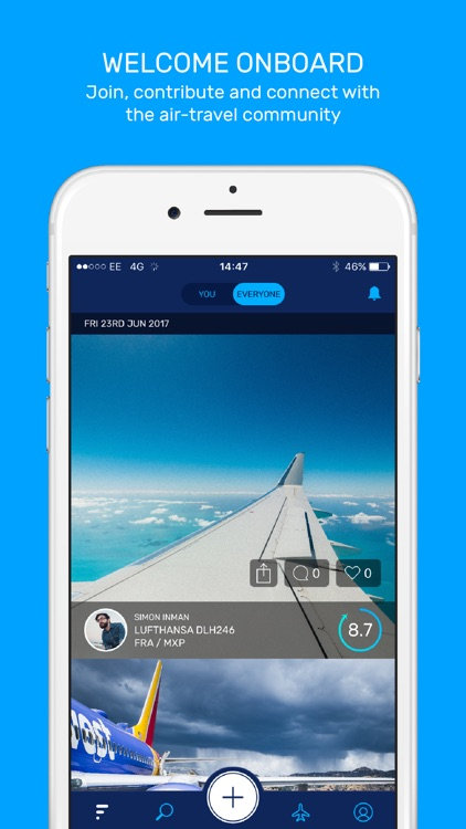 Fllike - Flight Reviews & Airline Ratings