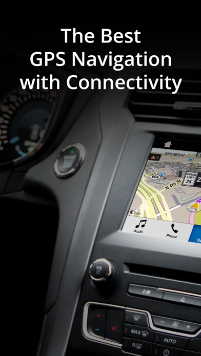 Screenshot #7 for Car Navigation: GPS & Maps