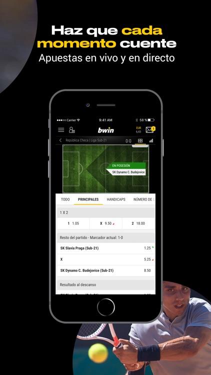 bwin Apuestas Deportivas screenshot-3