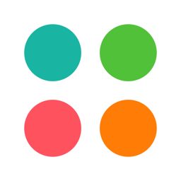 Ícone do app Dots: A Game About Connecting