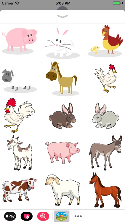 Animals Of Farm