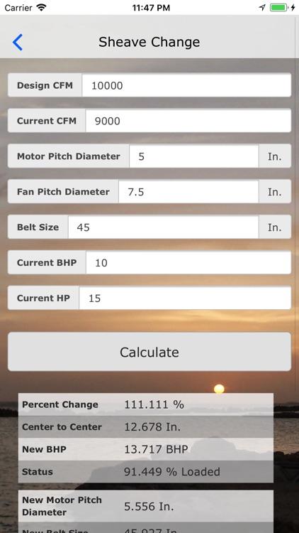 Test & Balance / Commissioning screenshot-4