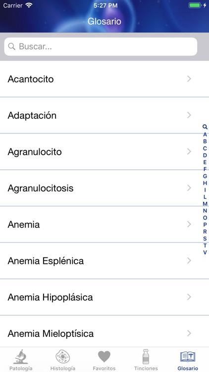 Patología Clínica screenshot-7