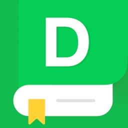 搜狗词典-语音拍照文本查词学习必备