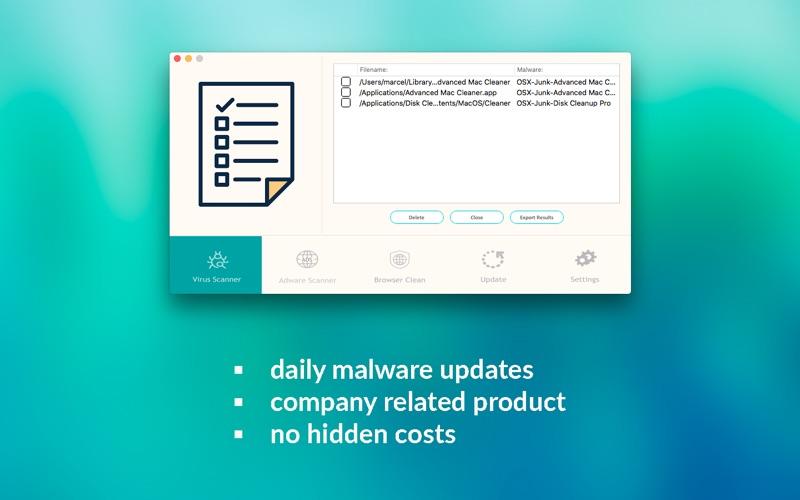 Screenshot #3 for VirusKiller Antivirus