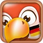 学德文 - 常用德语会话短句及生字 | 德文翻译器 icon