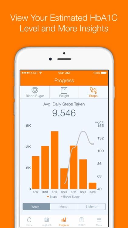 Sugar Sense Diabetes App screenshot-3
