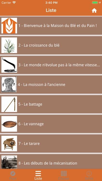 Musée du Blé et du Pain screenshot-3