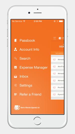BOB Uganda mPassbook on the App Store