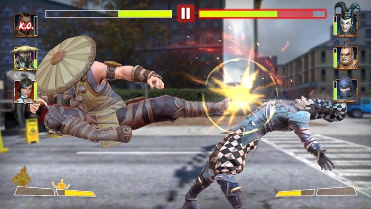 Champion Fight 3D screenshot-3
