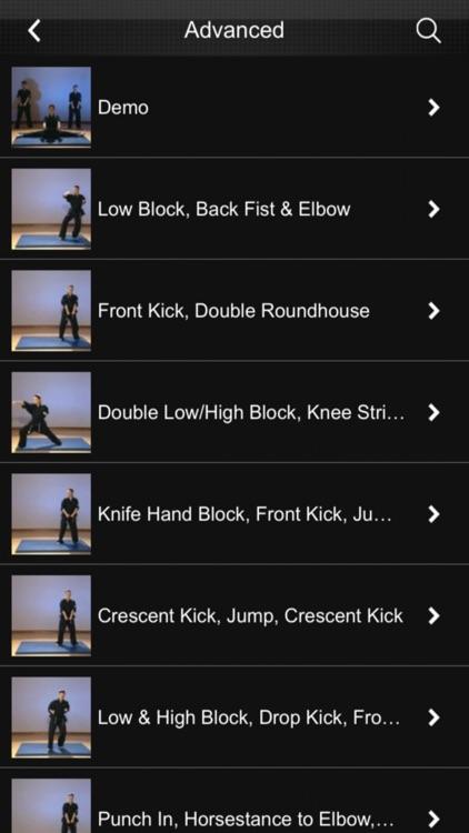 Karate & Combat Fitness screenshot-3