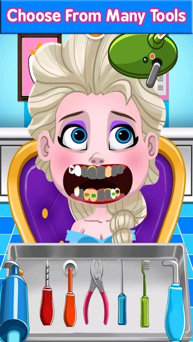 Dentist Princess Teeth Care