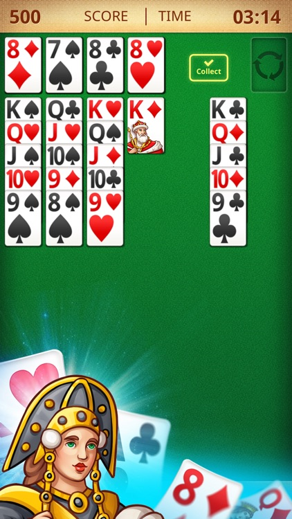 Solitaire Classic © screenshot-2