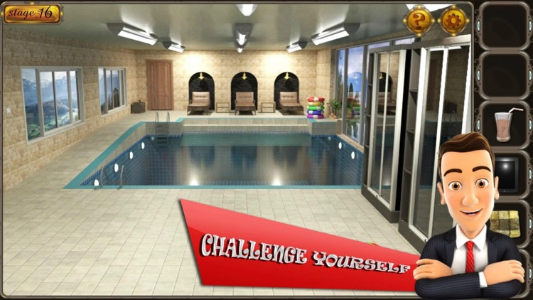 Luxury Hotel Escape