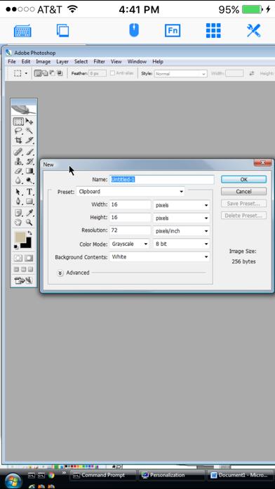 リモートデスクトップライト ScreenShot3