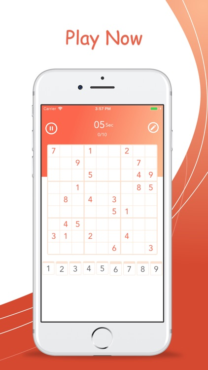 L Sudoku Puzzle Game screenshot-3