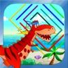 Dino Maze - Dinosaur Mazes Game for kids