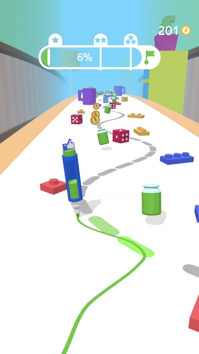 Pen Run screenshot 4