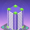 堆房子 - 堆叠建造大楼