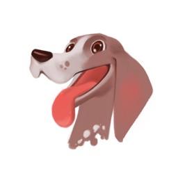 Doggimoji - German Pointer