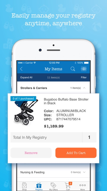 buybuy BABY screenshot-3