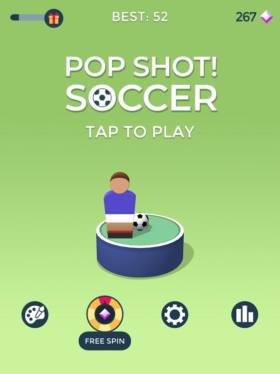 Pop Shot! Soccer screenshot 10