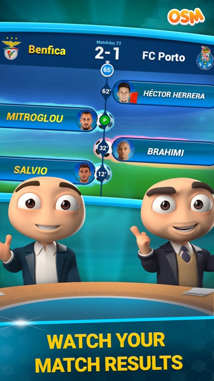 Online Soccer Manager (OSM) screenshot-4