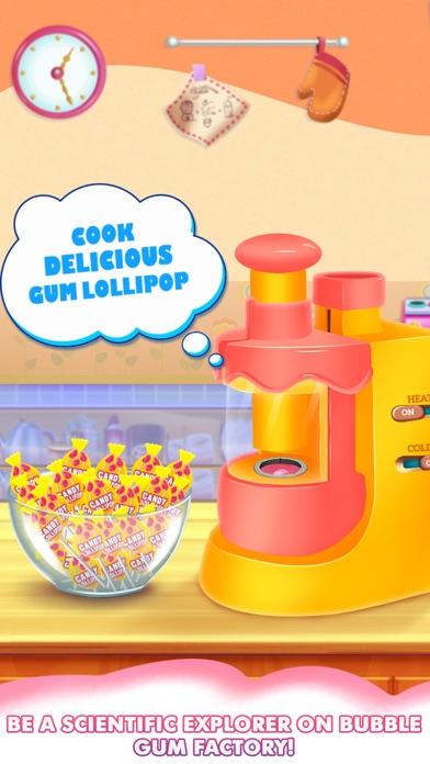 Bubble Gum Lollipop Maker screenshot two