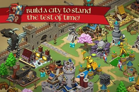 Kingdom of Zenia: Dragon Wars screenshot 2