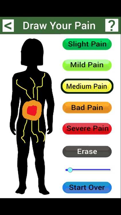 Pain Retreat screenshot-3