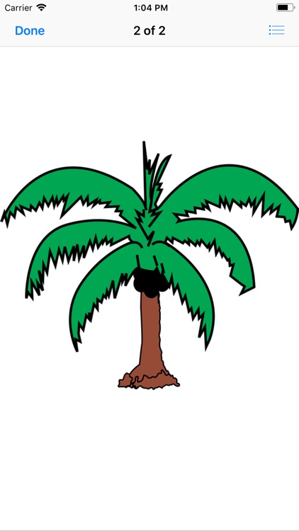 Palm Tree Stickers screenshot-3