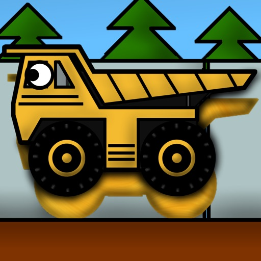 Kids Trucks: Puzzles iOS App