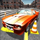 Muscle Car Parking Simulator Game PRO icon