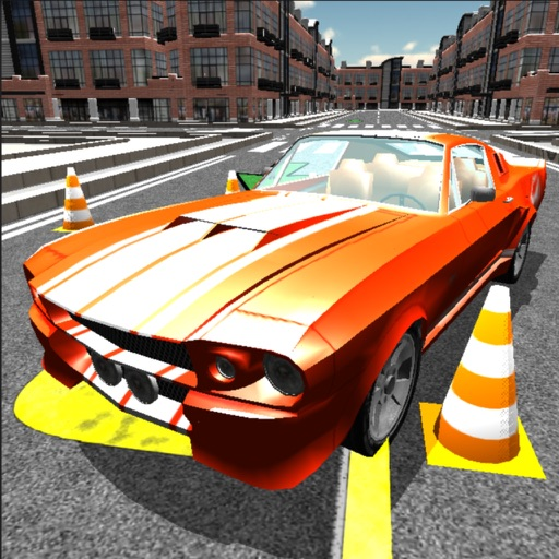 Muscle Car Parking Simulator Game PRO