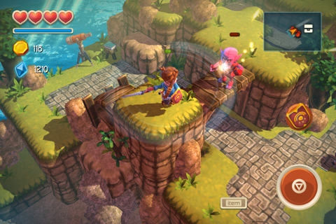 Oceanhorn ™ screenshot 3