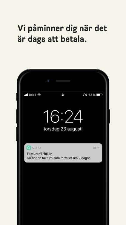 Qliro – låna, spara, betala screenshot-3