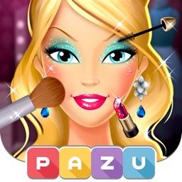 Makeup Girls Prom - Make Up & Dress Up game